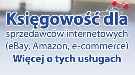 Księgowość dla sklepu internetowego