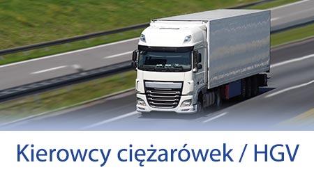 Księgowość dla Kierowców HGV